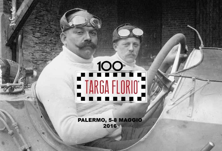 100° edizioni della Targa Florio