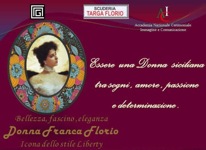 Donna Franca Florio (Gran Hotel Villa Itria) - 25 Marzo 2018