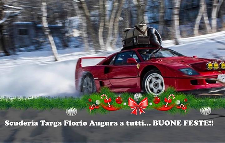Auguri di Cuore dalla Scuderia Targa Florio. Grazie a tutti quelli che ci hanno sostenuto.